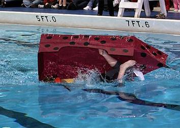 Cardboard Regatta | 划纸船大赛