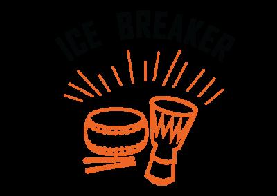 Drumming Ice Breaker 破冰协奏