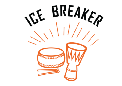 Drumming Ice Breaker